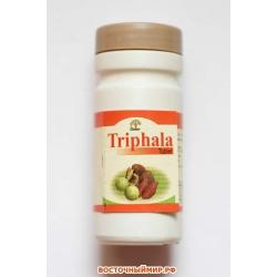 """Трипхала (трифала, triphala, trifala) """"Dabur"""", 60 таб."""
