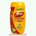 "Чаванпраш Дабур со вкусом манго (Chyawanprash Аwaleha Mango) ""Dabur"", 500 г."