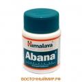 """Абана (Abana) """" Himalaya"""", 432 мг., 60 таб."""