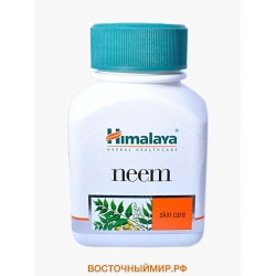 """Ним (Neem) """"Himalaya"""", 60 таб."""