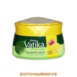 """Крем для волос Против перхоти для укладки """"Vatika"""", 140 г."""