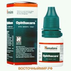 """Глазные капли """"Ophthacare"""", 10 мл."""