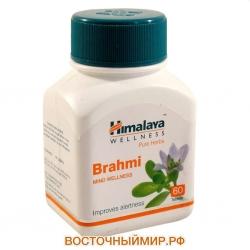 """Брами, Брахми (Brahmi) """"Himalaya"""", 250 мг., 60 таб."""