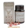 Пантовитал плюс (порошок пантов алтайского марала), 50 капс, 200 мг.