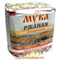 Мука ржаная цельнозерновая Деревенская «Дивинка», 1 кг.