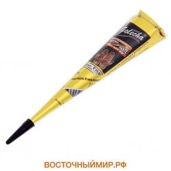 Хна Черная для Мехенди в конусах «Golecha», 25 г.