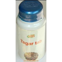 Тагара (Tagar tab) «Shri Ganga», 750 мг., 120 таб.