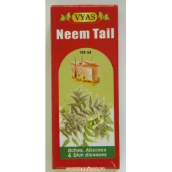 Масло Ним (Neem Tail) «VYAS», 100 мл.