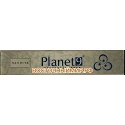 "Благовония  Девятая Планета (Planet 9) ""Nandita"", 15 г."