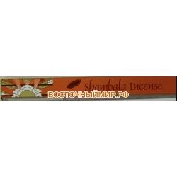 Тибетские благовония Шамбала инсенс (Shambala incense), 30 шт.