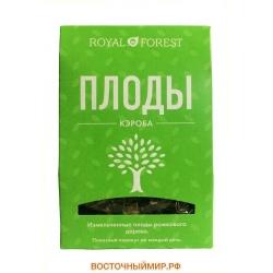 """Кэроб (измельченные плоды рожкового дерева) """"Royal Forest"""", 100 г."""