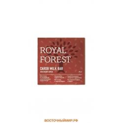 """Шоколад из кэроба """"Royal Forest"""" с лесными орехами, 75 г."""
