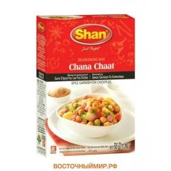 "Приправа для салата Чат масала (Chaat masala) ""SHAN"", 100 г."