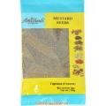 """Горчица черная семена (Mustard seeds)  """"Amilfoods"""", 100 г."""