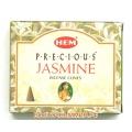"Благовония в конусах Любимый Жасмин (Precious Jasmine) ""HEM"""