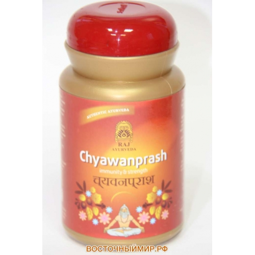 Чаванпраш, байдинах / chyawanprash, baidyanath / 500 gr