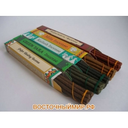 "Тибетские благовония Зеленая Тара ""Green Tara"" (набор 5 пачек)"
