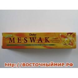 """Зубная паста Мисвак (Meswak) """"Dabur"""",  100 г."""
