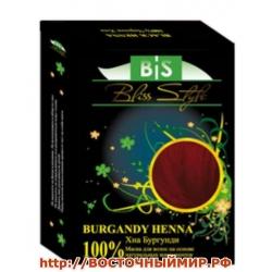"Хна бургунди ""Bliss Style"", 100 г."
