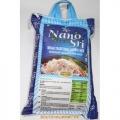 """Рис Басмати непропаренный """"Nano Sri Basmati"""", 1 кг."""