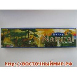"""Благовония Природа (Natural) """"Satya"""", 45 г."""