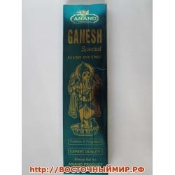 "Благовония Ганеш (Ganesh Special) ""ANAND"", 25 г."