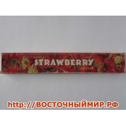 "Благовония Клубника (Strawberry) ""Satya"" 20 г."