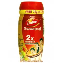 "Чаванпраш Дабур (Chyawanprash Аwaleha special) ""Dabur"", 575 г. (упаковка 6 шт.) АКЦИЯ!"