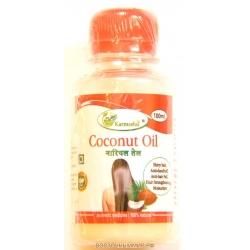 "Кокосовое масло (Coconut Oil) ""Karmeshu"", 100 мл."