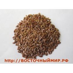 Лён коричневый (развес.), 500 г.