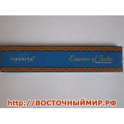Благовония Essence of India natural incense