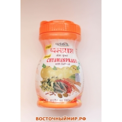 "Чаванпраш Патанджали (Special with Saffron) ""Patanjali"", 500 г."