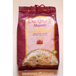 "Рис Басмати Majestic ""Lal Qilla"", 5 кг."