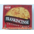 "Благовония в конусах ""Frankincense"" ладан"