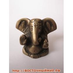Ганеша статуэтка (бронза)