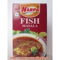 "Карри для рыбы (Fish masala) ""Narpa"", 100 г."