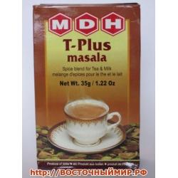 """Масала для чая (T-Plus masala) """"MDH"""" 35 г."""