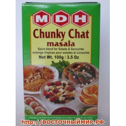 "Чанки Чат масала (Chanky Chat Masala) ""MDH"", 100 г."