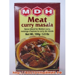 "Карри масала (Meat curry masala) ""MDH"", 100 г."