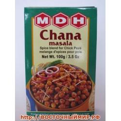 """Чана масала для приготовления овощей и бобовых (Chana masala) """"MDH"""", 100 г."""