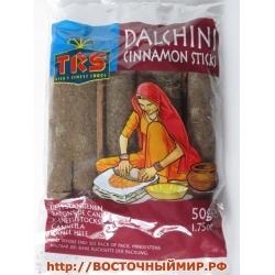 """Корица цельная (Cinnamon) """"TRS"""", 50 г."""